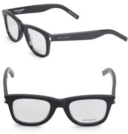 Saint Laurent Optical 48MM Wayfarer