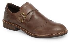 Naot Footwear Men's Evidence Monk Strap Shoe