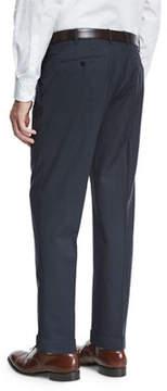 Zanella Puppytooth Check Straight-Leg Trousers