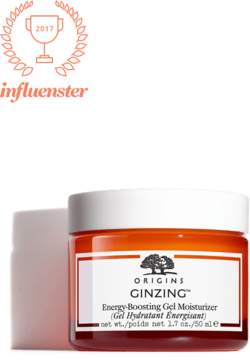 GinZingEnergy-Boosting Gel Moisturizer