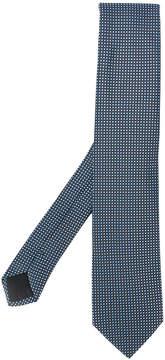 HUGO BOSS woven square tie