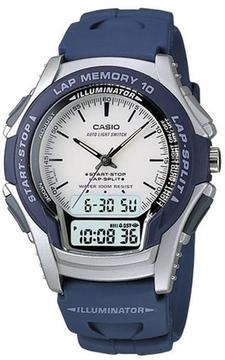 Casio WS-300-2EV Men's Classic Watch