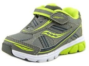 Saucony Boys Baby Ride W Round Toe Synthetic Sneakers.