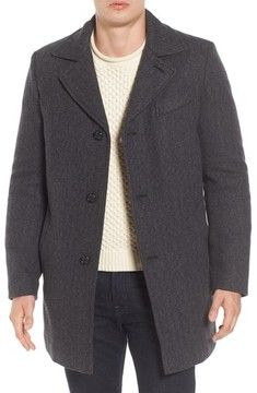 Pendleton Men's Manhattan Wool Blend Top Coat