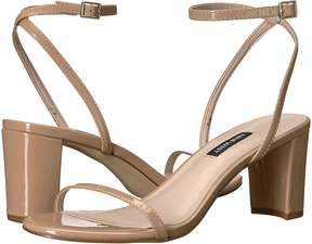 Nine West Provein Block Heel Sandal Women's Shoes