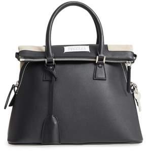 Maison Margiela Medium 5AC Leather Handbag