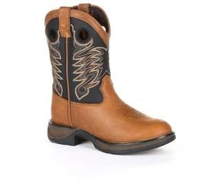 Durango Lil Sadle Kids Western Boots