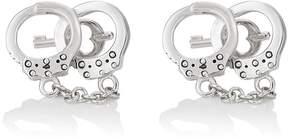 Jan Leslie Men's Handcuffs Cufflinks