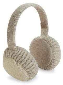 Rag & Bone Sutton Shearling Earmuffs