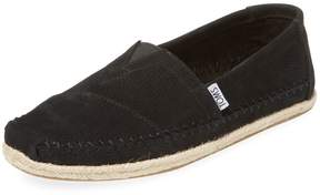 Toms Men's Alpargata Leather Slip-On Shoe
