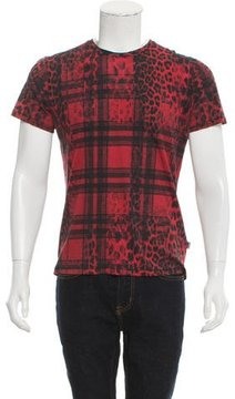 Just Cavalli Printed T-shirt w/ Tags