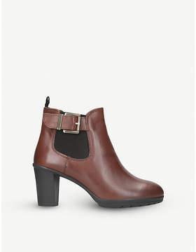 Carvela Comfort Rain leather ankle boots