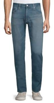AG Adriano Goldschmied Faded Slim Jeans
