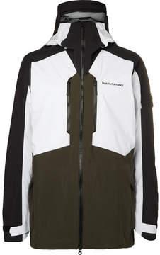 Peak Performance Granite Gore-Tex Recco® Hooded Ski Jacket