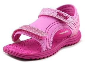 Teva Psyclone 6 Toddler Open-toe Canvas Pink Sport Sandal.