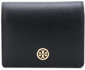 Tory Burch Parker foldable mini wallet - BLACK - STYLE