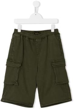 Finger In The Nose TEEN jogging shorts