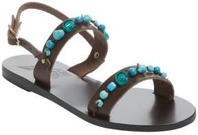 Ancient Greek Sandals Women's Clio Stones Slip-On Sandal