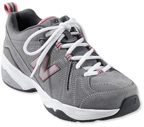L.L. Bean Womens New Balance 608 Cross Trainers, Suede