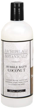 Archipelago Botanicals Coconut Bubble Bath by 16oz Bubble Bath)