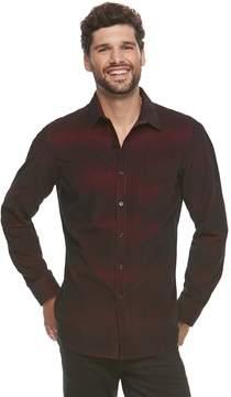 Marc Anthony Men's Slim-Fit Corduroy Button-Down Shirt