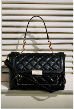 GUESS Luxe Quilted Leather Crossbody