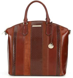 Brahmin Windsor Collection Large Duxbury Satchel