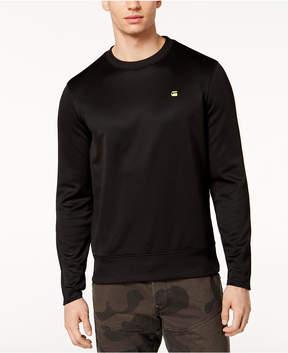 G Star Men's Carnix Neon Logo-Print Sweater