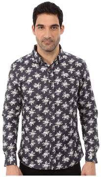 7 Diamonds Flourish Long Sleeve Shirt Men's Long Sleeve Button Up