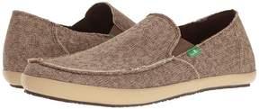 Sanuk Rounder Hobo Mesh Men's Slip on Shoes