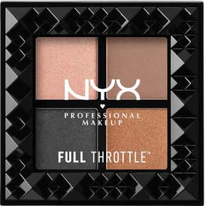 NYX Full Throttle Shadow Palette