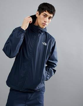 The North Face Quest Jacket Waterproof Hooded In Navy
