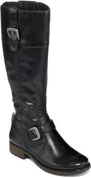 Yuu Soo Riding Boots - Wide Width, Wide Calf