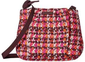Vera Bradley Hadley Crossbody Cross Body Handbags - AUTUMN LEAVES - STYLE