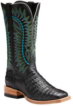 Ariat Men's Relentless Gold Buckle Cowboy Boot