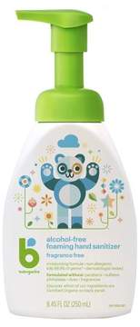 Babyganics Alcohol-Free Foaming Hand Sanitizer, Fragrance Free - 8.45oz Pump Bottle