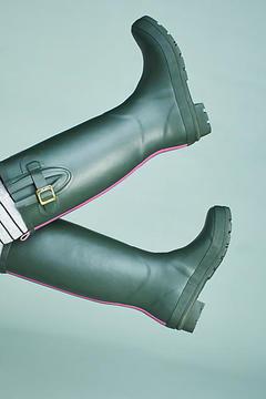 Joules Matt Rain Boots