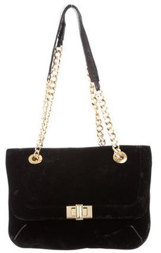 Lanvin Velvet Hurrah Bag