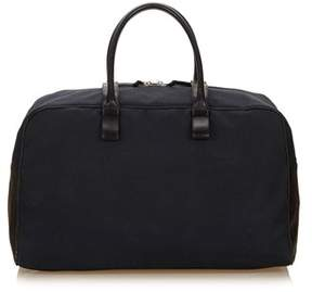 Bottega Veneta Pre-owned: Canvas Duffel Bag.