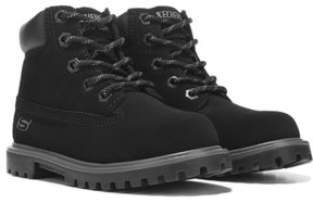 Skechers Kids' Mecca Bunkhouse Lace Up Boot Pre/Grade School