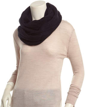 Sofia Cashmere sofiacashmere Sofiacashmere Chunky Cable Cashmere Infinity Scarf