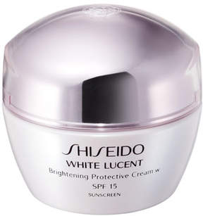 Shiseido White Lucent Brightening Protective Cream SPF 15, 1.8 oz.