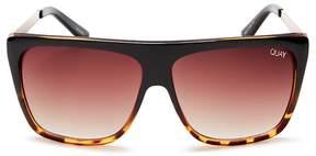 Quay OTL II Square Sunglasses, 56mm