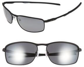 Oakley Men's 'Conductor 8(TM)' 60Mm Polarized Sunglasses - Black