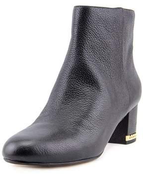 Michael Kors Michael Sabrina Mid Bootie Women US 11 Black Ankle Boot