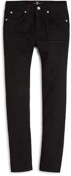 7 For All Mankind Boys' Blackout Slimmy Jeans - Big Kid