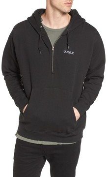 Obey Men's Ennet Hooded Pullover