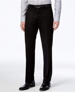 Alfani Men's Traveler Solid Slim-Fit Pants, Created for Macy's