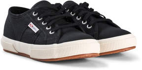 Superga Classic Black Trainers