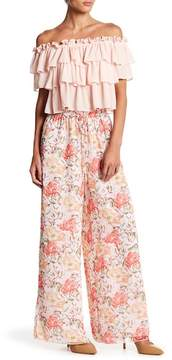 WAYF Dijon Wide Leg Pants